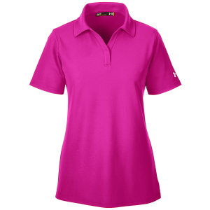 Under Armour Ladies' Corp Performance Polo